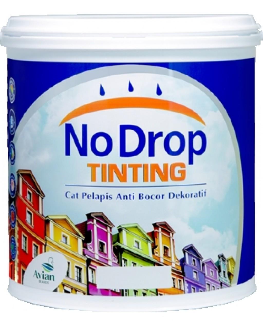 Bangunan Kita Katalog Warna No Drop Tinting