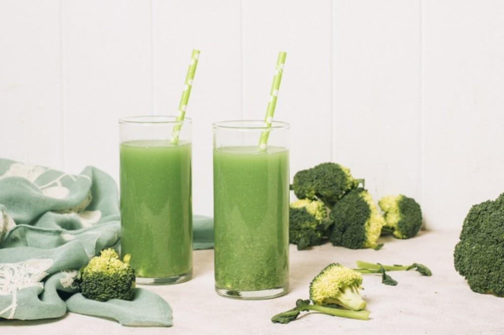 Resep jus brokoli dan madu