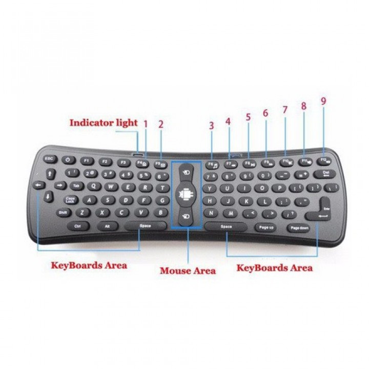 lg tv keyboard. tokuniku - t6 2.4ghz wireless gyroscope air mouse keyboard for pc smart tv android box lg tv