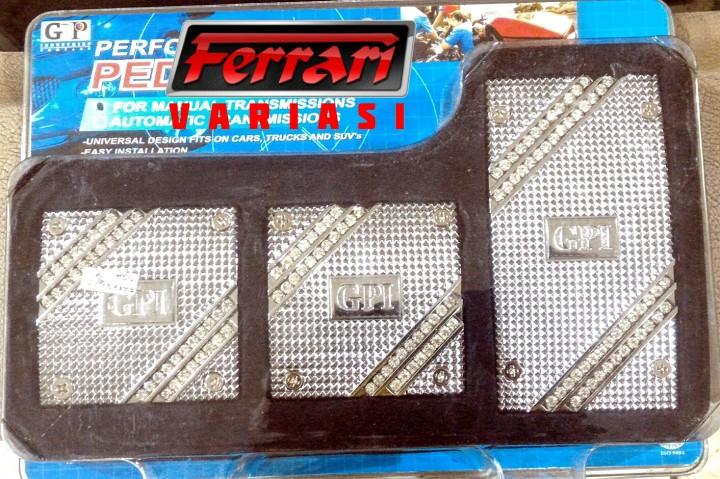 ferrari variasi surabaya cover pedal gpi blink blink manual