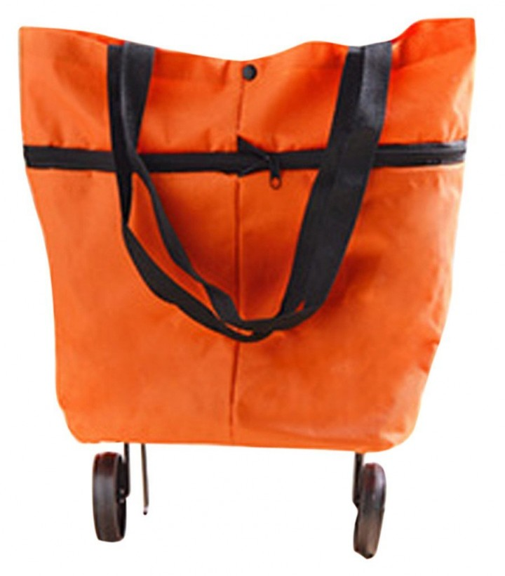 alasbelanja - Foldable Eco Style Shopping Trolley Bag - Tas Belanja ... 136ed6d912