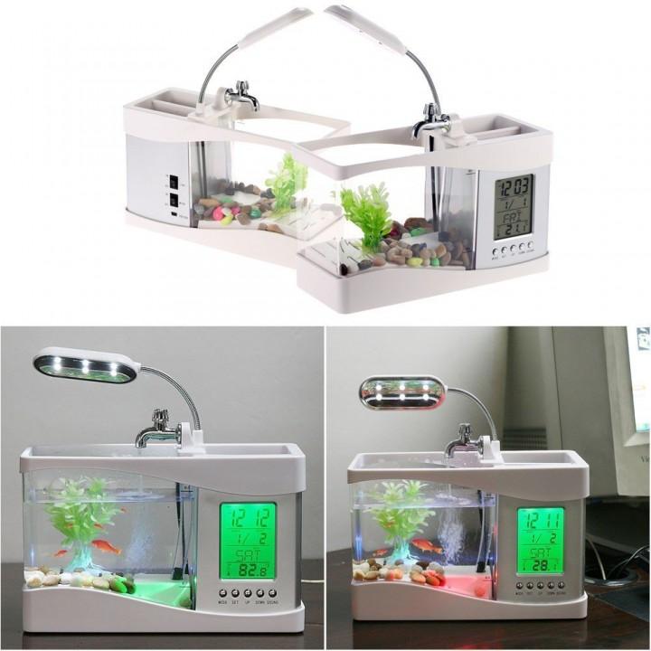 Kerajinan Tangan Aquarium - Kerajinan Tangan