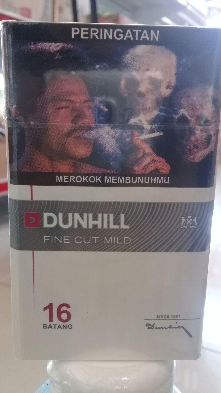 D Alfamart Dunhill Mild 16 20