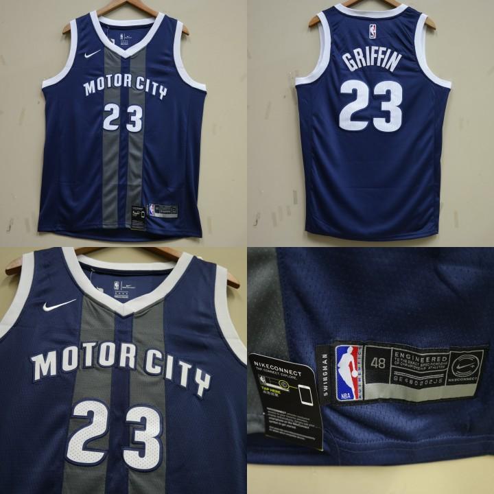 finest selection 52151 2ca39 BJS - Bandung Jersey Shop - JERSEY NBA DETROIT PISTONS#23 ...