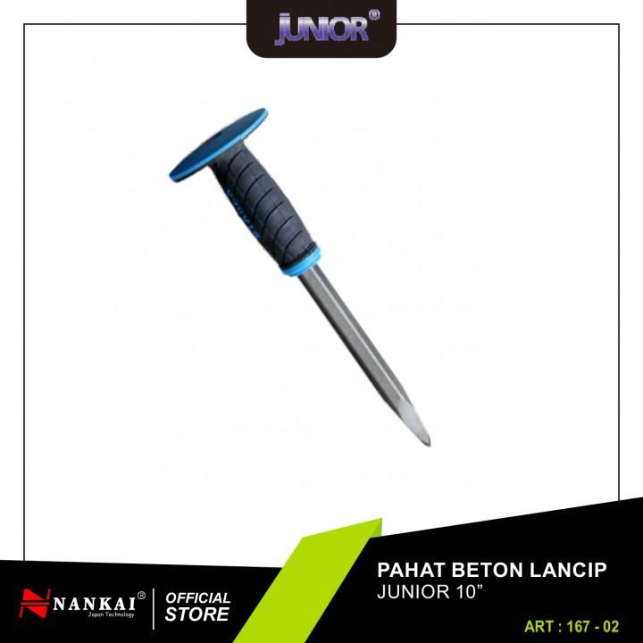 Nankai Tools - PAHAT BETON FLAT LANCIP 10