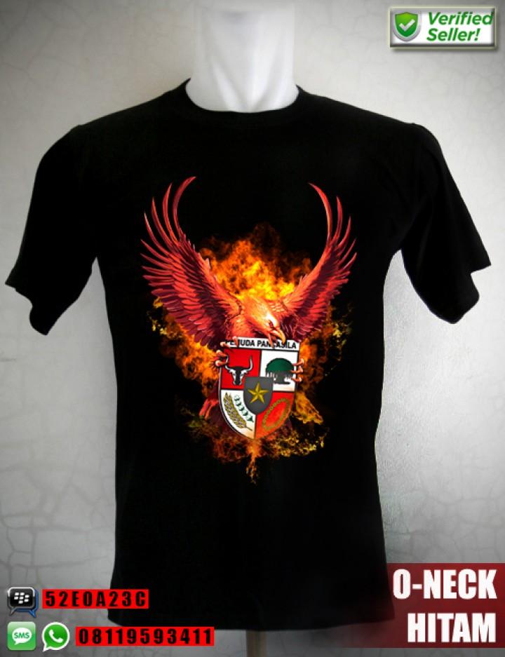 Kaoskaoscorp Com Kaos Garuda Api Pemuda Pancasila