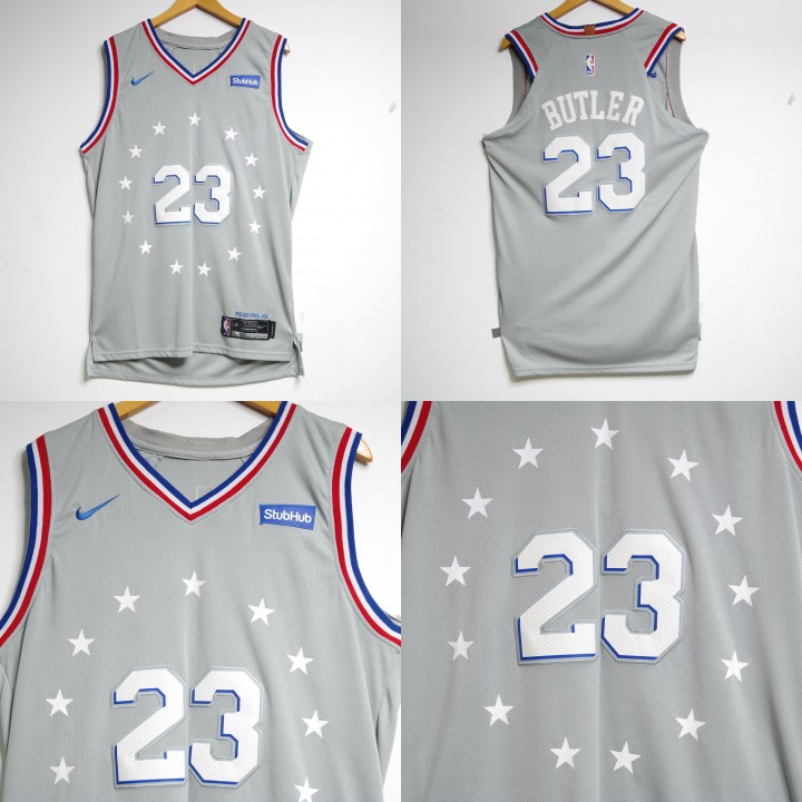 low priced 25e5f cb730 BJS - Bandung Jersey Shop - JERSEY NBA PHILADELPHIA 76ERS#23 ...