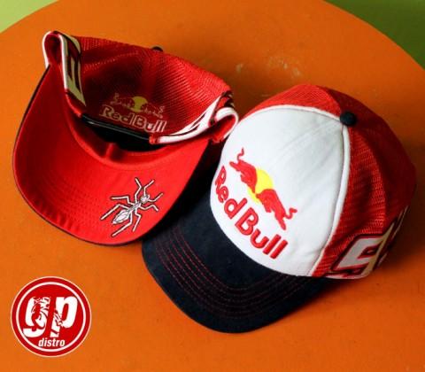 Topi Redbull 93 Marquez