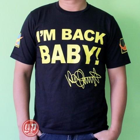 T Shirt Iam Back Baby