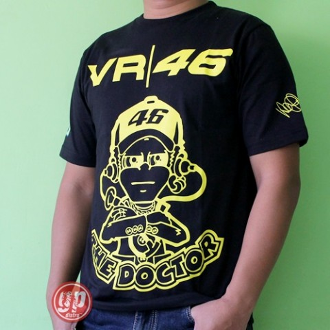 T Shirt VR46 The Doctor