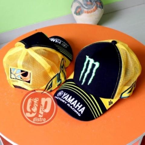 Topi Rossi Monster 2015 Jaring