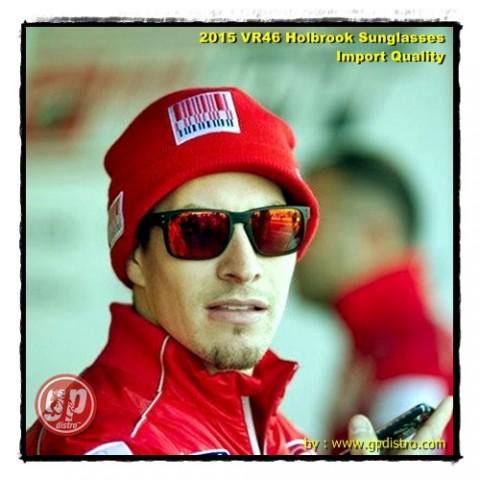 Kacamata Holbrook Nicky Hayden 2015 - Red Logo