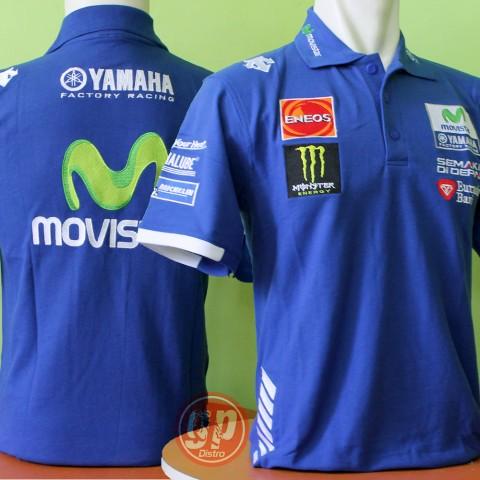 Polo Shirt Yamaha Movistar 2016