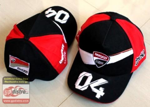 Topi Ducati 04 Andrea Dovizioso