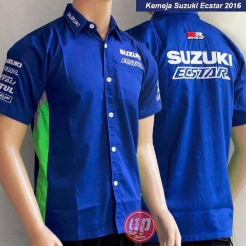 Kemeja Suzuki Ecstar 2016 Michelin