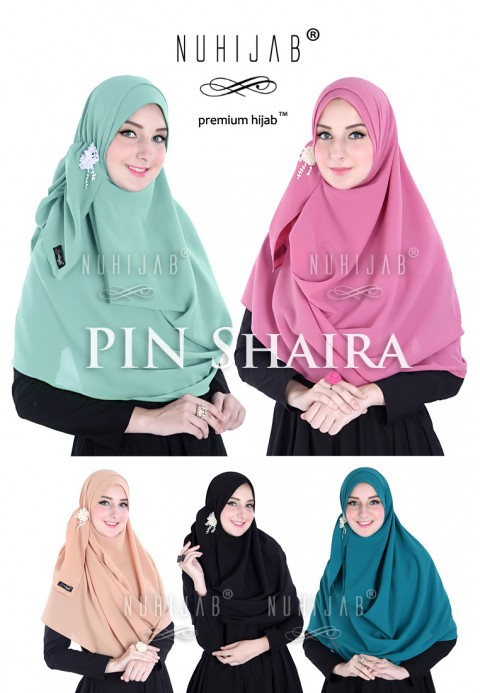 Pashmina Instant Nuhijab - PIN SHAIRA