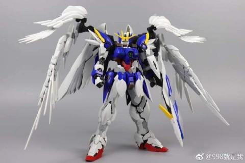 12 Harga Gundam Wing Zero Custom Perfect Grade Image Download 13