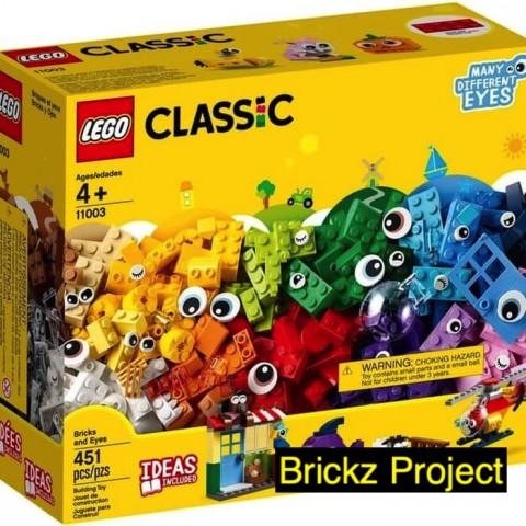 66dc95203d24 LEGO Classic 11003 Bricks and Eyes