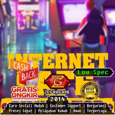 Zefragame Internet Cafe Simulator Ics